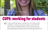 CUPE 4163 Working For Students