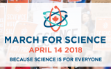 March For Science April 14