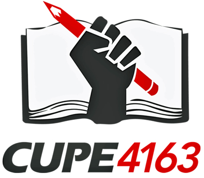 Image result for cupe 4163 logo